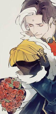 Final Fantasy Artwork, Final Fantasy Xiv, Fantasy Series, Fantasy Inspiration, Character Inspiration, Character Art, Character Design, Hades And Persephone, Guy Drawing