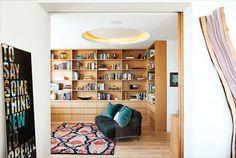 Library. Designer: Reddymade Design.