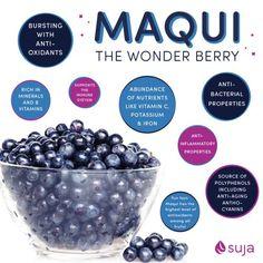 22 Best Maqui Power Images Goji Berries Berries Antioxidants