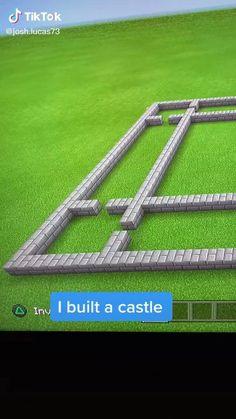 Minecraft Farm, Minecraft Mansion, Easy Minecraft Houses, Minecraft House Tutorials, Minecraft Castle, Minecraft Plans, Minecraft Videos, Minecraft Decorations, Minecraft Construction