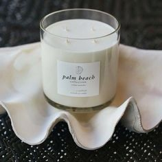 Palm Beach Collection deluxe candle!