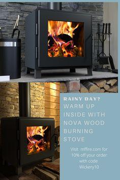 Nova Wood Burning Stove Mf Fire Wood Burning Stove Woodburning Stove Fireplace Wood