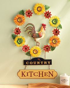 Rooster Lamps For Kitchen | Country Rooster Kitchen Set Oven Mitt Towel Pot  Holder | Kitchen Ideas | Pinterest | Kitchens, Kitchen Decor And Kitchen  Sets