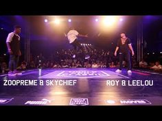 6th Edition of World BBoy Classic 14/06/14 in Eindhoven. Final: Zoopreme & Skychief (winners) vs Roy & Leelou.