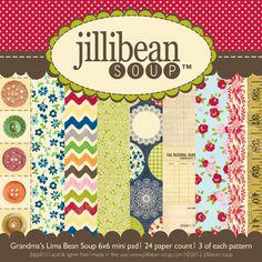 Jillibean Soup - Grandma's Lima Bean Soup - cha summer 2012