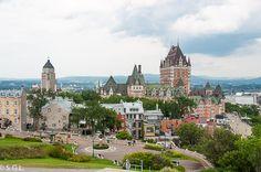 Chateau Frontenac de Quebec