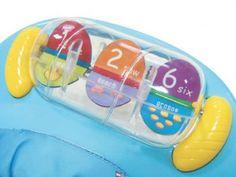 Baby Jumper Musical 3 Estações com Luzes - Cadeira Giratória - Dican com as melhores condições você encontra no Magazine Siarra. Confira!