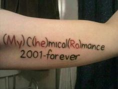 Image result for mcr tattoos
