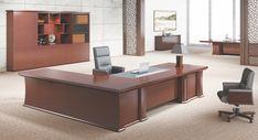 Qie A executive desk