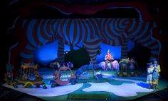 Awesome, awesome Seussical set.