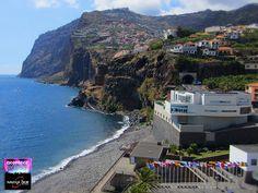 Rugged Madeira island... Câmara de Lobos