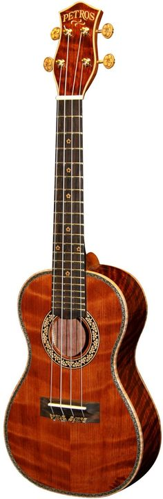 Petros Guitars #LardysWishlists #Concert #Ukulele ~ https://www.pinterest.com/lardyfatboy/ ~