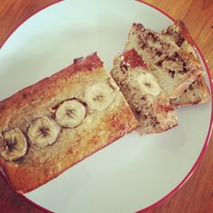 banana bread (healthy)