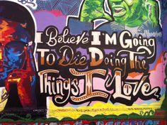 Street art, San Francisco