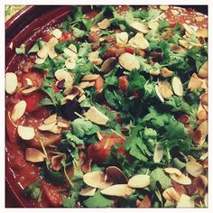 Morrocan stew. #tapasandtagines #morocco #food