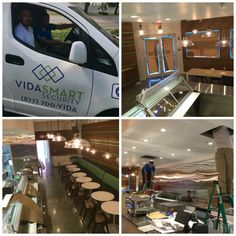 #Business security system and high definition IP #security cameras completed yesterday in the City of #Weston. Special thanks to our team members for finishing up a professional and clean install. #VidaSmart.   #Miami #Doral #SecurityCameras #Entrepreneur #SmallBiz #Commercial #RealEstate