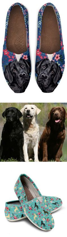 Do you love Labrador Retrievers? Check out our amazing Labrador Retriever Shoes, Bags, Socks and more!