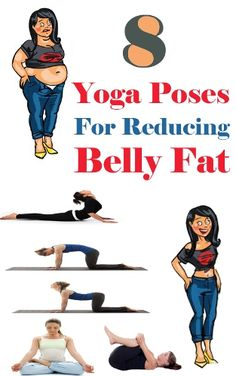 8 Yoga Poses For Reducing Belly Fat