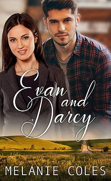 Evan and Darcy by Melanie Coles; Escape Publishing