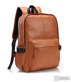 SPECTRE, Oil Wax Leather Bag (Brown)