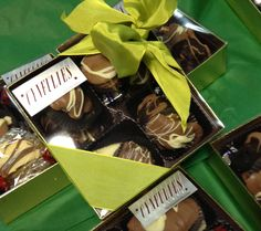 Give the gift of Chocolate to your favorite clients this year.