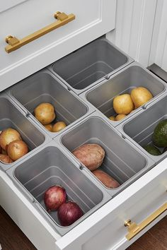 15 Smart DIY Kitchen Storage Ideas You Should Definitely Try Out! – EnthusiastHome 15 Smart DIY Kitchen Storage Ideas You Should Definitely Try Out! – EnthusiastHome,Home sweet Home Custom Cabinet for Vegetables Home Decor Kitchen, New Kitchen, Kitchen Dining, Kitchen Small, Kitchen Tools, Kitchen Utensils, Kitchen Layout, Kitchen Modern, Modern Farmhouse