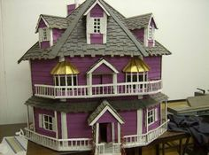 Image detail for -Inmates Craft Dollhouses for Community | CCA Newsletters