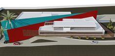 Proposta para o Concurso Público Nacional de Projetos de Arquitetura e Complementares para a Sede IAB/DF + CAU/BR