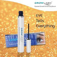 Why not buy a Growlash Eyelash Growth Enhancing Serum.