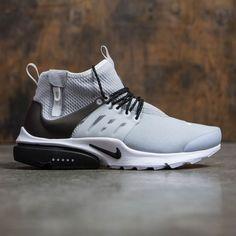 fc9012e6f15019 Nike Men Air Presto Utility Mid-Top (wolf grey   black-white)