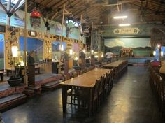 Inggil Museum Resto, a nice restaurant @Malang, East Java