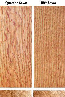 Allegheny Mountain Hardwood Flooring   Rift & Quarter Sawn