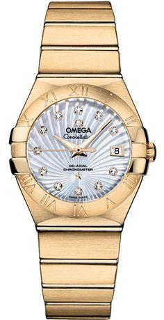 Omega Constellation 123.50.27.20.55.002