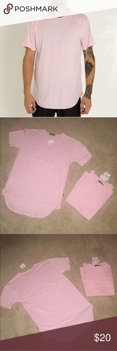834436ac86b Pink EPTM long tee Brand new never worn. 100% cotton. Size small men s