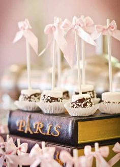 Paris marshmallows