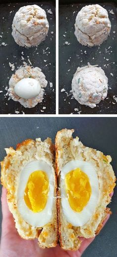 #12. Surprise-Inside Cheddar Biscuits -- 30 Super Fun Breakfast Ideas Worth Waking Up For