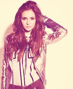 Is it possible for Nina Dobrev to take a BAD picture lol?