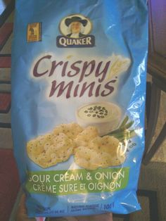 Ma Fav Healthy Chips #Quakers! Healthy Chips, Snack Recipes, Snacks, Creme, Lifestyle, Food, Onion, Rice, Healthy French Fries