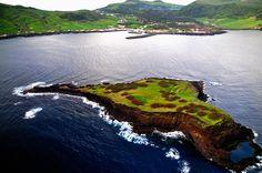 SIARAM :: Paisagem da ilha Graciosa, Graciosa Island, Azores, Portugal