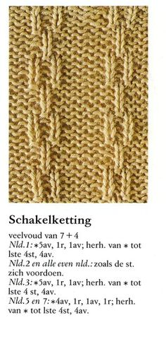 ideas for knitting vs crocheting stitch patterns Knitting Stiches, Knitting Books, Crochet Stitches Patterns, Lace Knitting, Knitting Patterns Free, Stitch Patterns, Free Crochet, Knit Crochet, Fingerless Mittens