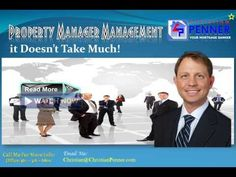 If you employ a property manager in West Palm Beach, you are already enjoying the benefits that come from working with a pro. But occasionally you may find the need to manage your manager a bit, too. By knowing how to most effectively work with your West Palm Beach property manager, not only will the relationship require minimal attention, but you will also maximize the income your property earns. Check this out: http://www.christianpenner.com/property-manager-management-it-doesnt-take-much/