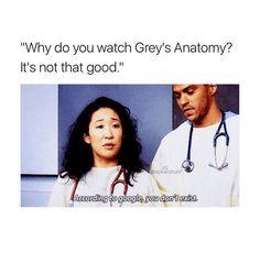 Watch Greys Anatomy, Greys Anatomy Episodes, Greys Anatomy Funny, Greys Anatomy Facts, Greys Anatomy Characters, Grey Anatomy Quotes, Grays Anatomy, Jackson Avery, Grey Quotes