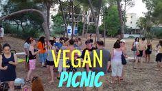 Vegan Picnic στο Δασούδι,Λεμεσός.ΚΥΠΡΟΣ 2017 !
