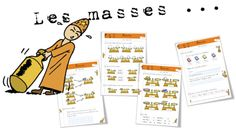 MATHS MESURE on Pinterest   Math, Number Lines and Measurement Activities