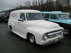 Ford Panel Truck