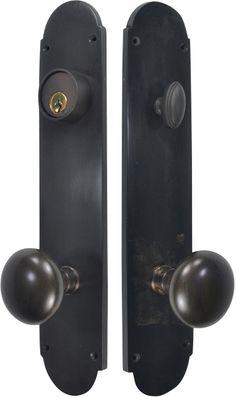 Antique Hardware Front Door Hardware