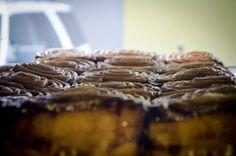 Nothing like a fresh, warm cinnamon bun to warm you up on a winter morning! #YYCEats #YYCFood