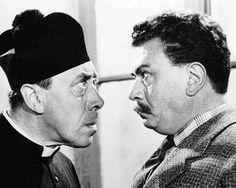 4 juin 1952 : Sortie du film franco-italien «Le petit monde de don Camillo», de Julien Duvivier avec Fernandel.