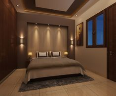 Modern style bedroom by homify Modern Plywood Bedroom Furniture Design, Bedroom Decor Design, Bedroom Bed Design, Modern Luxury Bedroom, Modern Bedroom Interior, Modern Bedroom, Luxury Bedroom Design, Modern Style Bedroom, Bedroom Interior Design Luxury