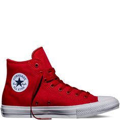 Chuck Taylor All Star II Rojo salsa salsa red